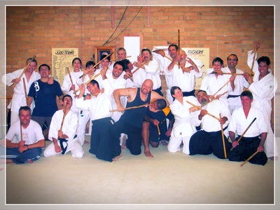 Aikido stick fighting, 2010