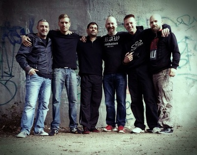 Senshido guys, Germany 2014